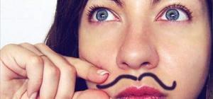 Как осветлить волосы над верхней губой