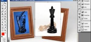 Как соединить три фотографии