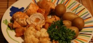 Как приготовить картошку с капустой