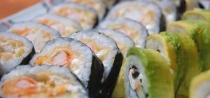 Как приготовить маки-суши