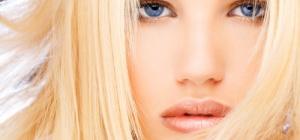 Как перекрасить волосы в белый цвет