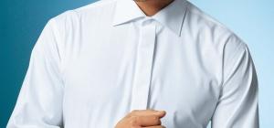 Как отбелить белую рубашку