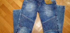 Как сделать джинсы меньше