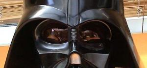 Как сделать маску дарт вейдера