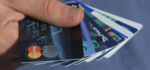 Как разблокировать кредитную карту