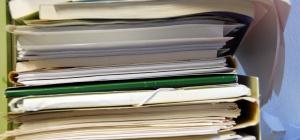 Как оформить кадровые документы