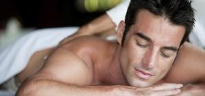 Как сделать массаж мужу