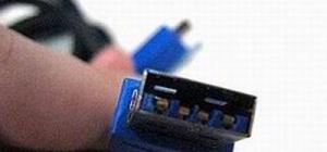 Как подключить usb шнур