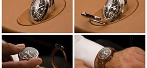Как носить часы по этикету