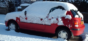 Как завести дизельную машину в мороз
