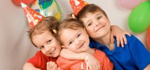 Как украсить детскую комнату в день рождения