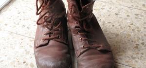 Как зашнуровать ботинки