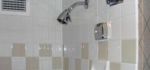 Как избавиться в ванной комнате от плесени