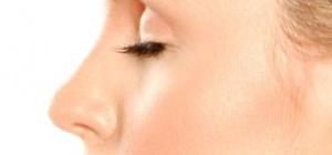 Как сделать нос тоньше