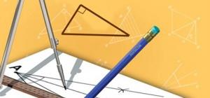 Как найти катеты равнобедренного треугольника