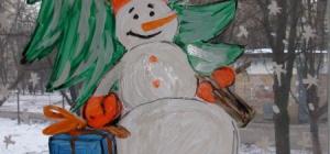 Как нарисовать рисунки на Новый год