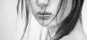 Как нарисовать красивое лицо