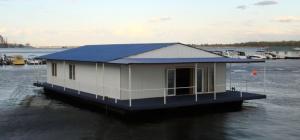 Как построить дом на воде