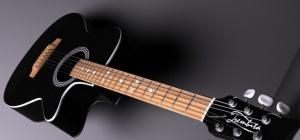 Как играть перебором на 6-струнной гитаре