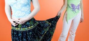 Как делать юбку-солнце