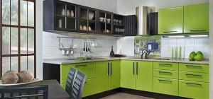 Как обновить фасады кухни