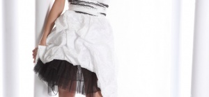 Как сшить себе новогоднее платье