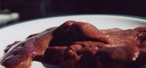 Как приготовить печень говядины