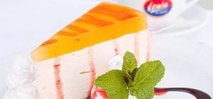 Как украсить десерт