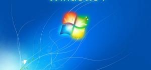 Как удалить windows7