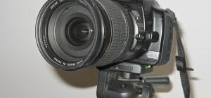 Как подключить цифровую камеру