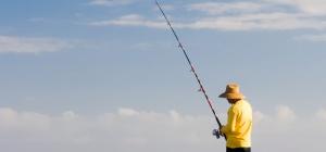 Как научиться ловить рыбу