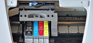 Как снимается печатная головка