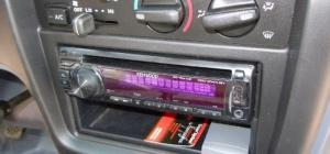 Как установить магнитолу в машине