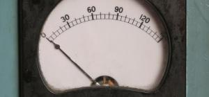 Как измерить сопротивления тока