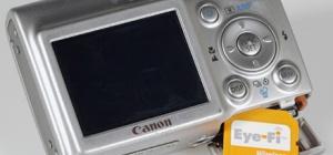 Как загрузить фото с фотоаппарата в компьютер