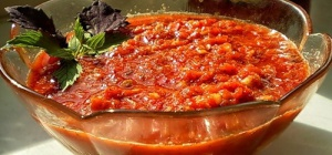 Аджика: как ее готовить