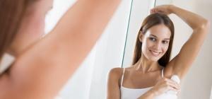 Как избавиться от неприятного запаха из подмышек