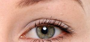Как красить серо-зеленые глаза