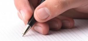 Как написать письмо о возврате товара