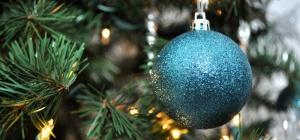Как выбрать елку: искусственные елки vs. живые