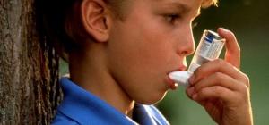 Как лечить бронхиальную астму у детей