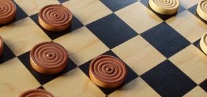 Как выиграть в русские шашки