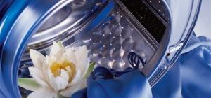 Как почистить барабан стиральной машины