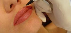 Как делать перманентный макияж