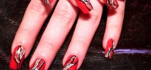 Как делать наращивание ногтей на формы