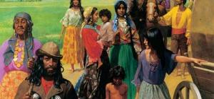 Как выучить сложный цыганский язык