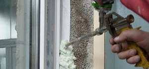 Как отчистить строительную пену
