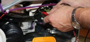 Как отремонтировать стиральную машину Indesit