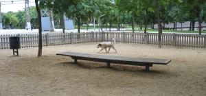 Как оборудовать площадку для выгула собак