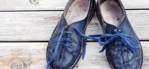 Как шнуровать туфли